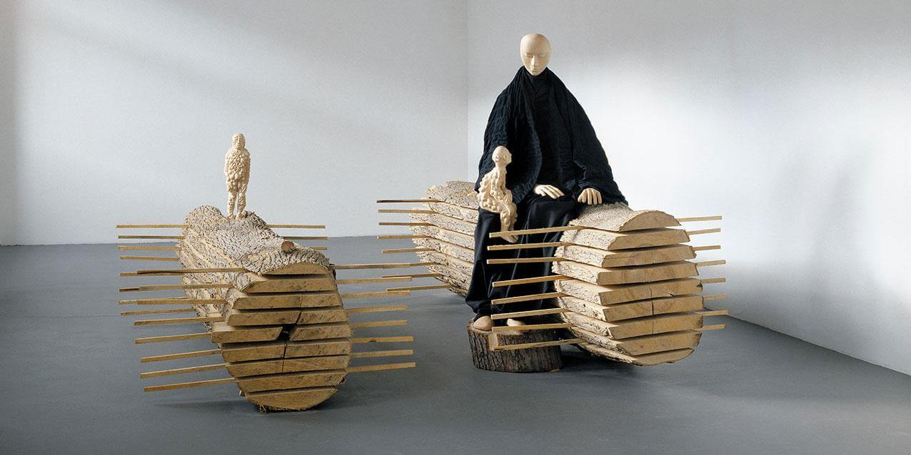 Wild (Wo)men, Commodified Forests: Matter and Myth in German Sculpture