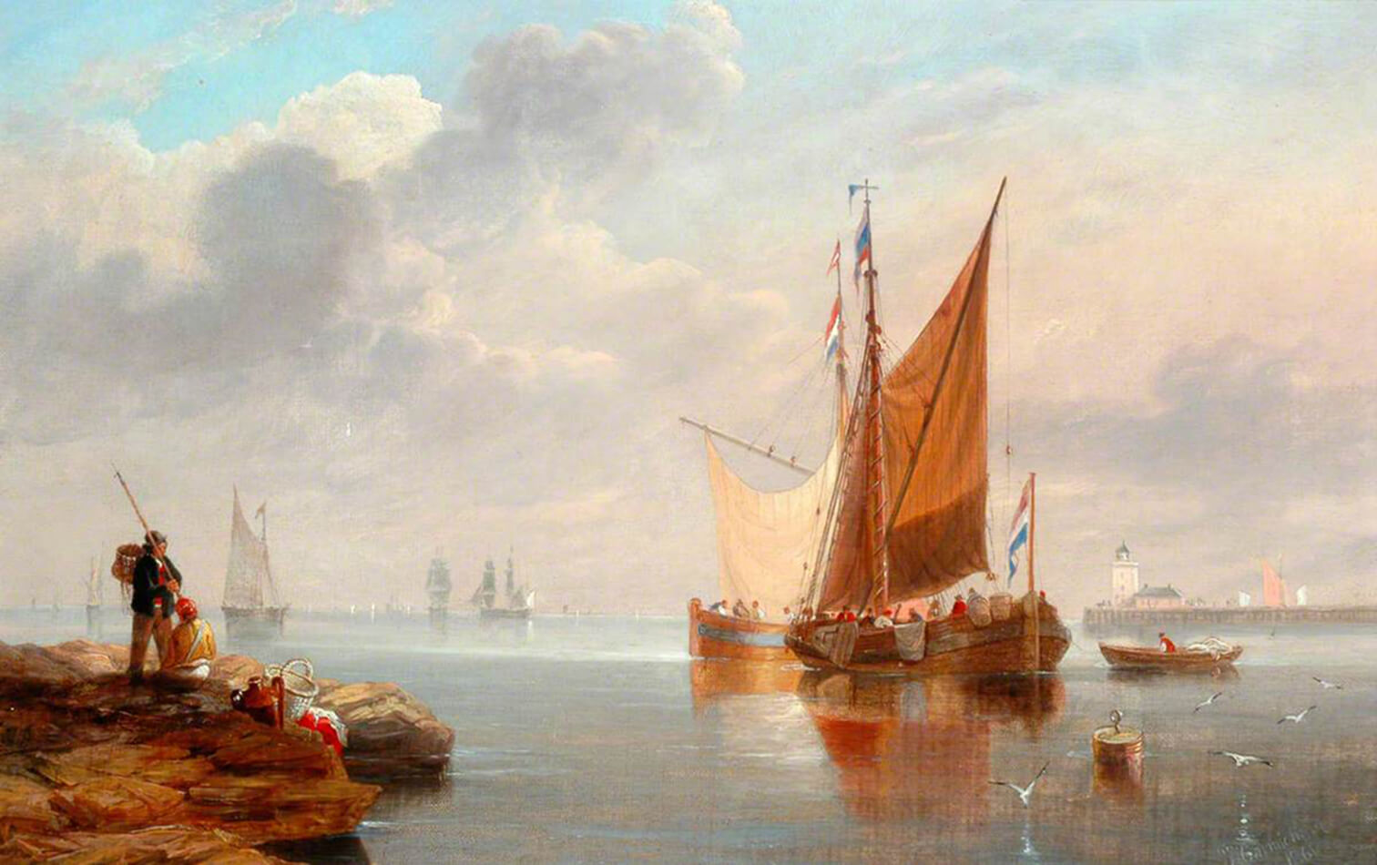 Gallery Screenings Online from Scarborough Art Gallery: The Sea Around Us