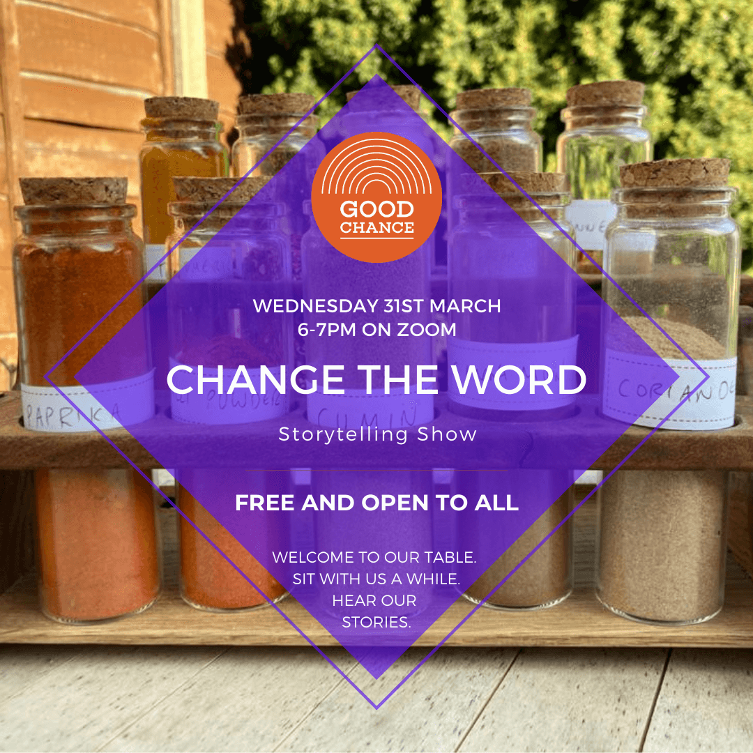 Change the Word: Storytelling Show