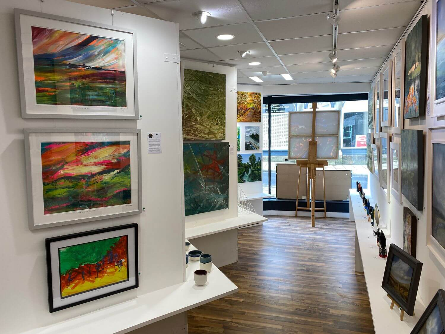 Gallery and picture framing shop now open in Richmond, North Yorkshire