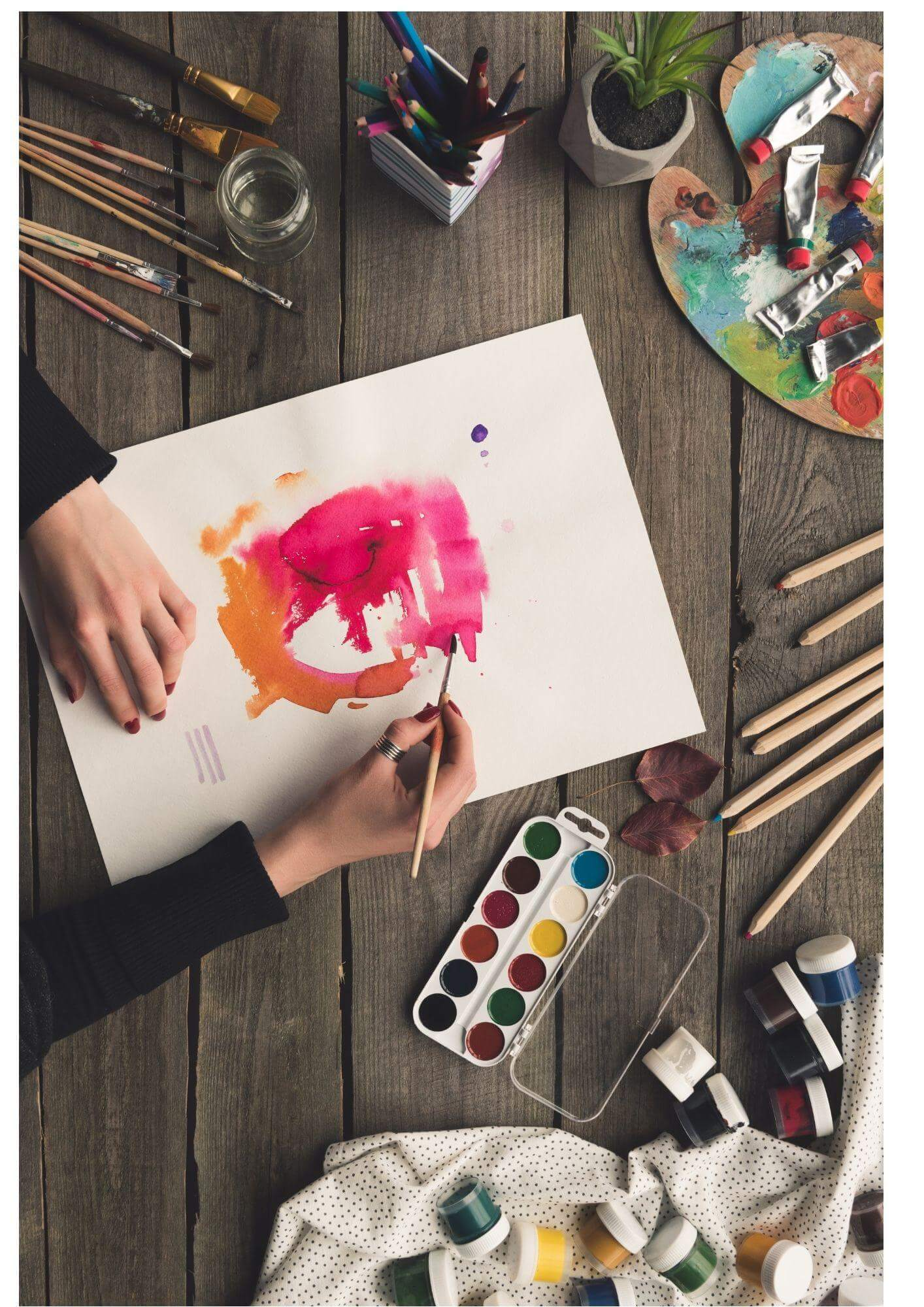 Evening Art Class- One session